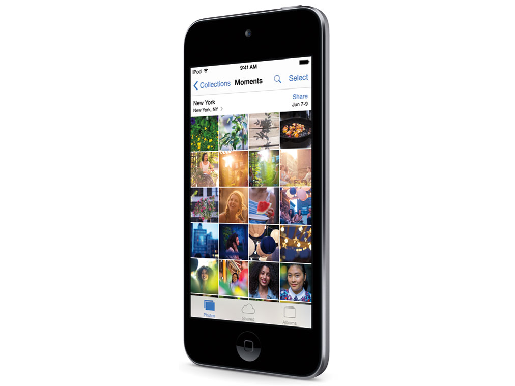 iPod touch MKHL2J/A [64GB スペースグレイ]