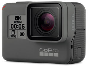 HERO6 BLACK CHDHX-601-FW