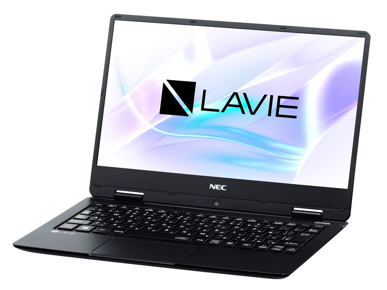 LAVIE Note Mobile NM550/KAB PC-NM550KAB [パールブラック]