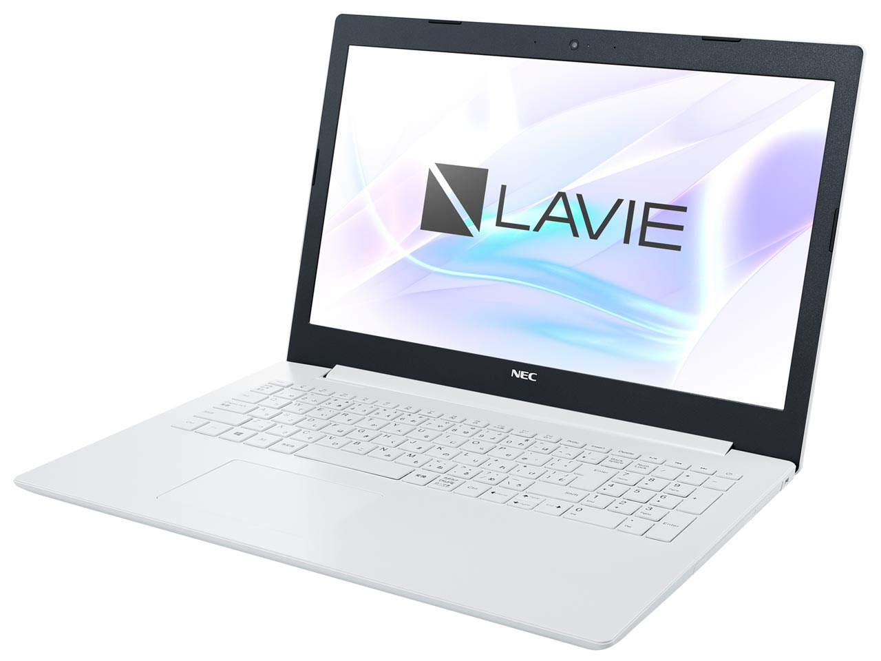 LAVIE Note Standard NS300/MAW PC-NS300MAW [カームホワイト]